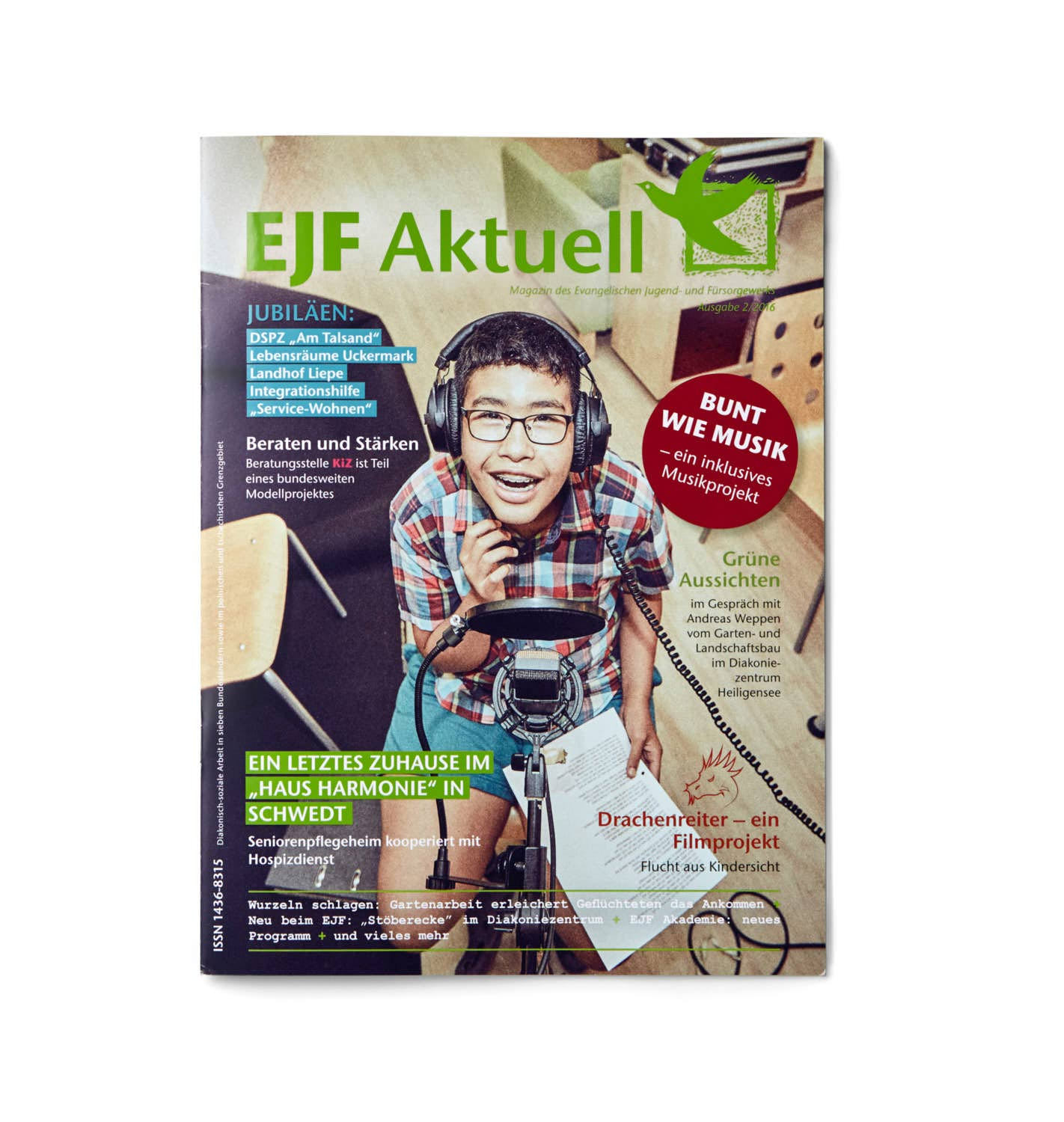 EJF Aktuell - Cover